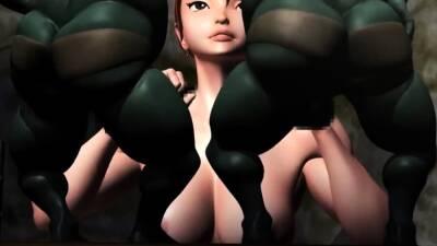 Argentina Gabriela DC Anal 3D Divas Club
