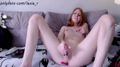 Shiri Allwood In Lexie R Trans Cum