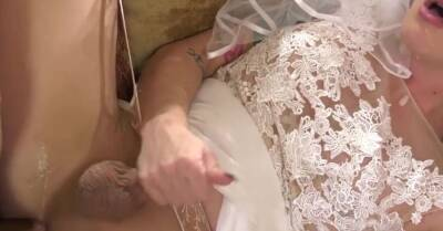 Assfucks Guy GenderX - Bride To Be Aubrey Kate Fucked By Wedding Planner